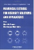 NUMERICAL METHODS FOR VISCOSITY SOLUTIONS & APPLICATIONS 2001 9810247176 9789810247171